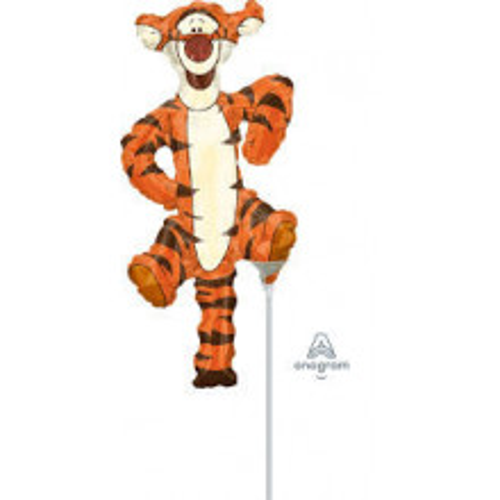 Tigger - folija balon na štapiću