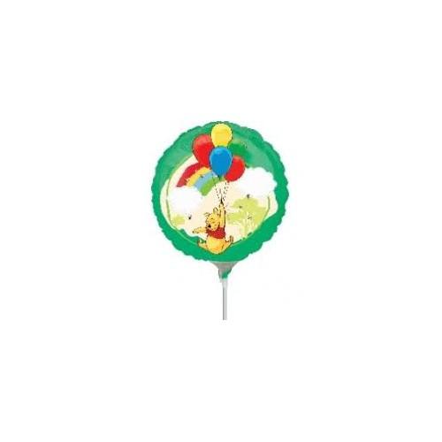 Winnie the Pooh - folija balon na štapiću
