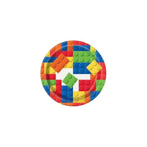 Building blocks tanjuri 18 cm