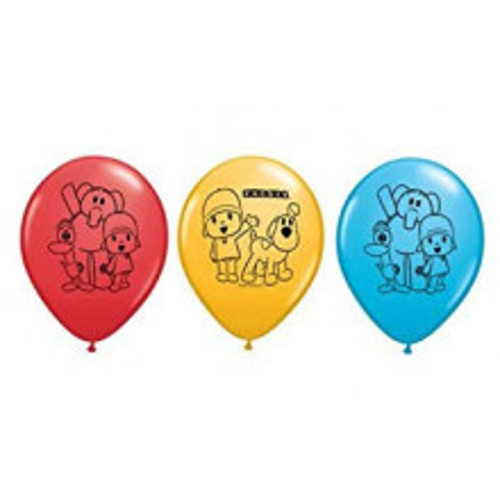 Balon Pocoyo & Friends