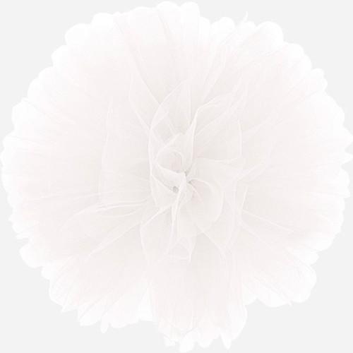 Puff Pom lampion  til - bijela