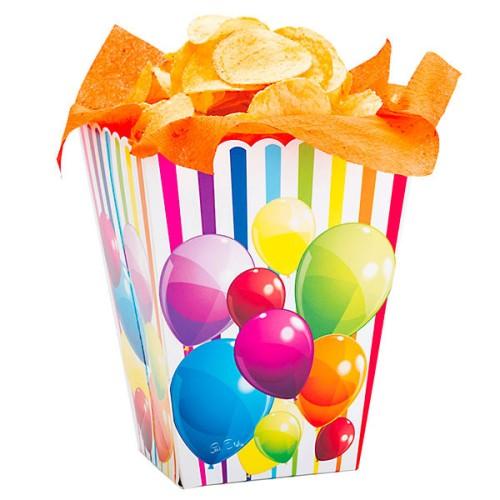 Kutija za slatkiše sa balonima