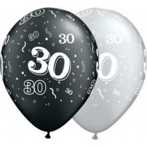 Balon tiskani 30