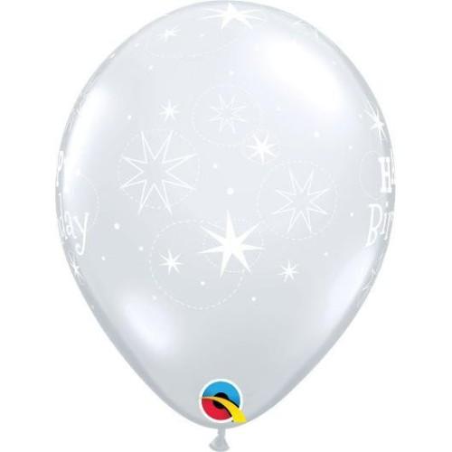 Balon Birthday Sparkle