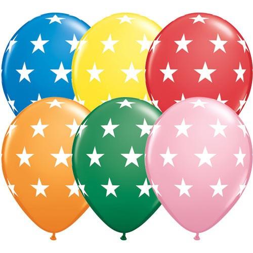 Balon Big Stars