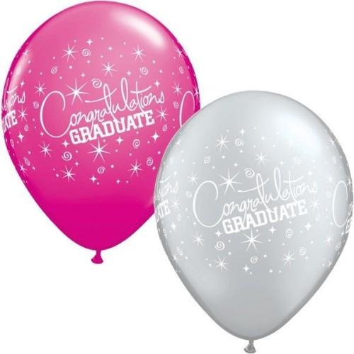 Balon Congratulations Graduate