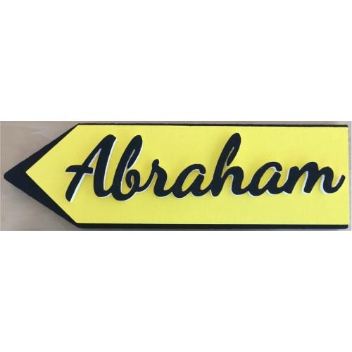 Putokaz Abraham