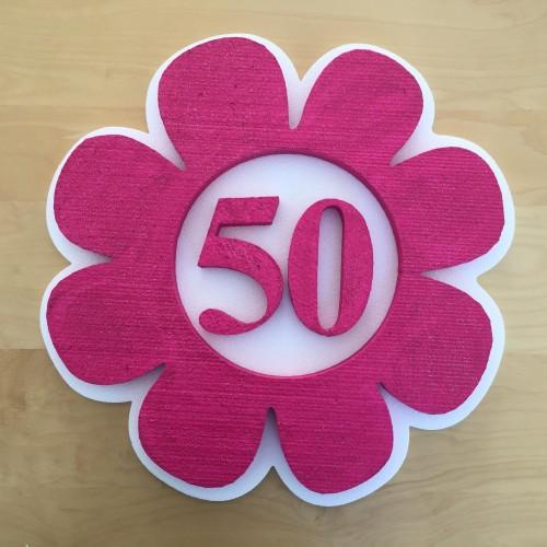 Ruža ukras 50