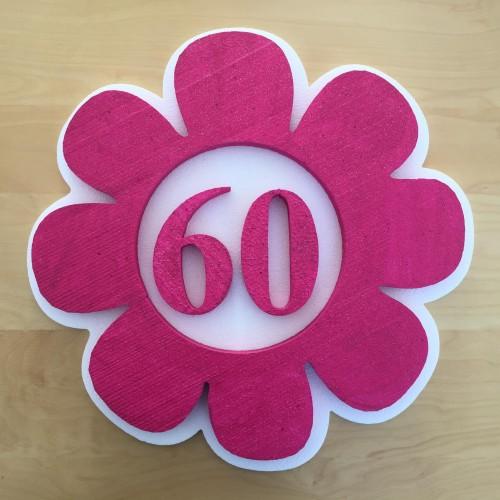 Ruža ukras 60