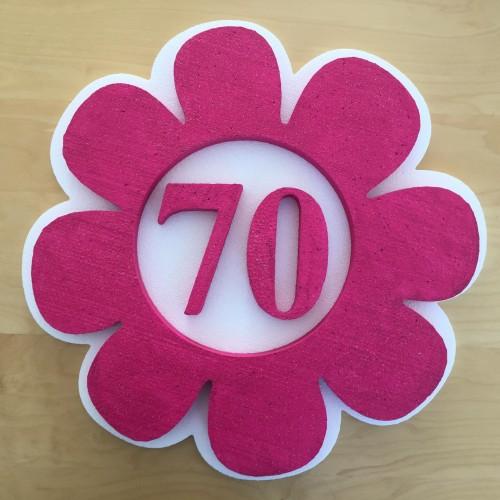 Ruža ukras 70