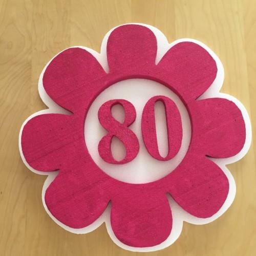 Ruža ukras 80