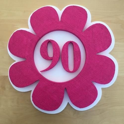 Ruža ukras 90