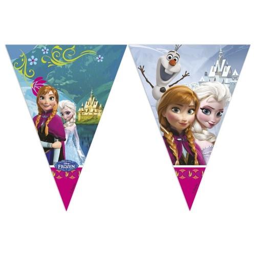 Frozen zastavice