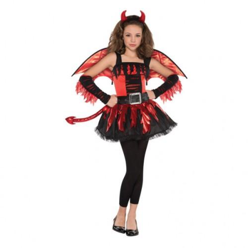 Hudič tinejdžerica kostim
