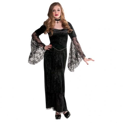 Gotska princeza tinejdžerica kostim