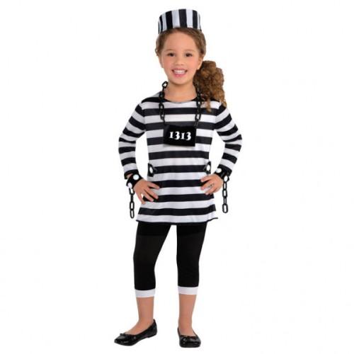 Zatvorenica kostim