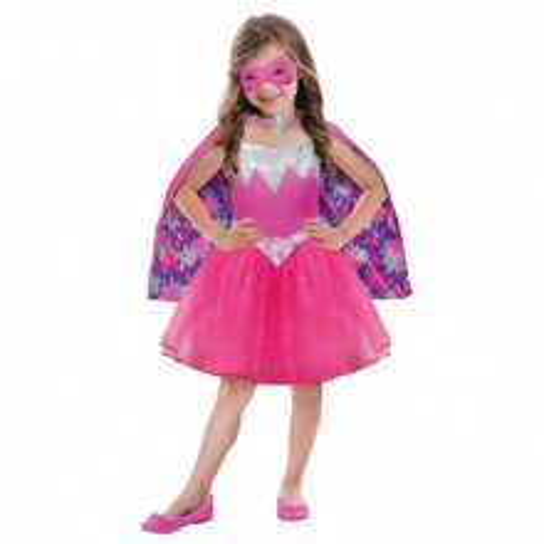 Barbie super heroj kostim