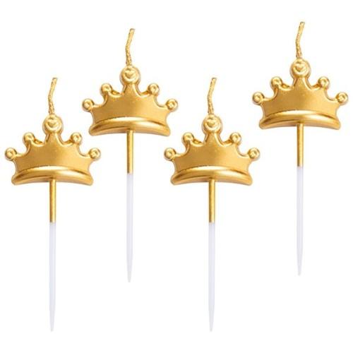 Krune na štapiću - svijeće