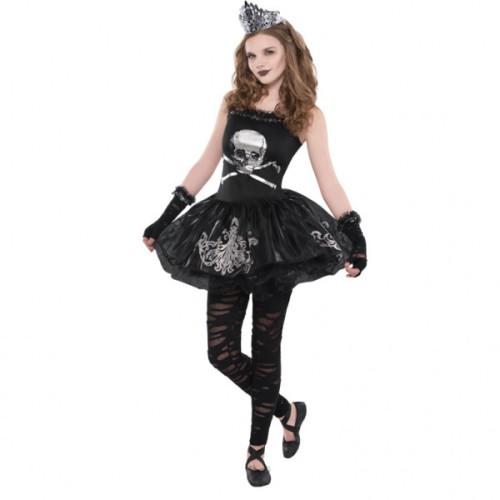 Zombie tinejdžerica kostim