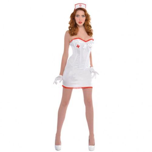 Sexy medicinska sestra kostim