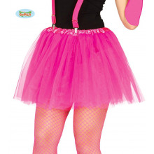 Pink tutu suknja