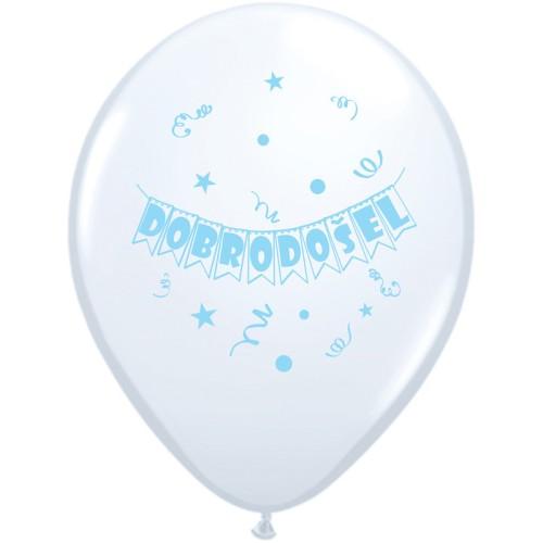 Balon Dobrodošel