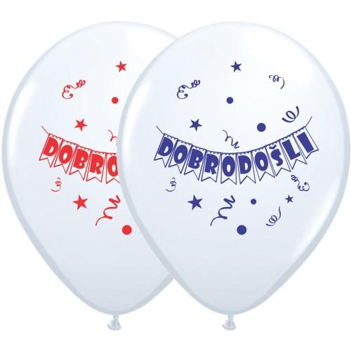 Balon Dobrodošli