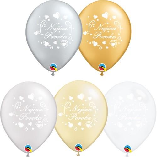 Balon Najina poroka