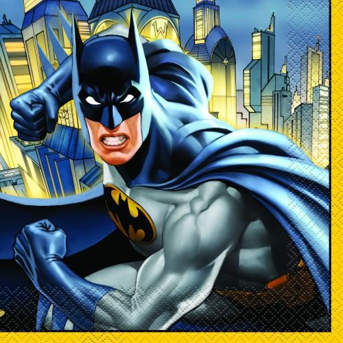 Batman salvete