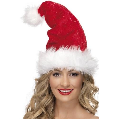 Klovn-klobuk z lasmi