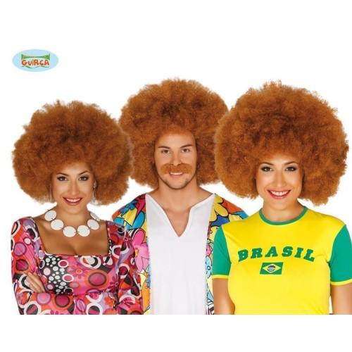 Afro Mega/Huge Wig - Brown