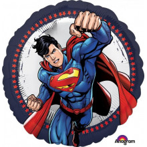 Superman - foil balloon