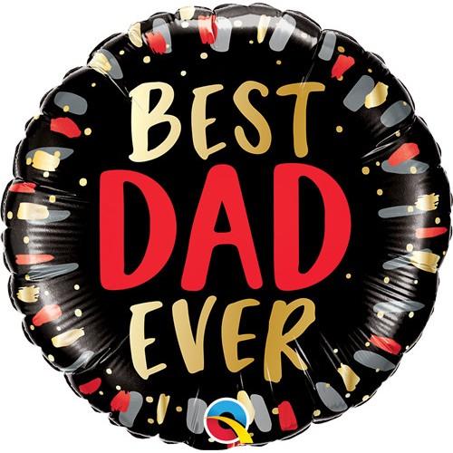 Best DAD Ever - foil balloon