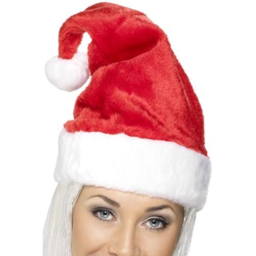 Božičkova kapa-bleščice