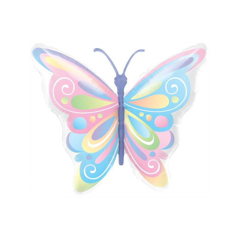 Beautiful Butterfly - foil balloon