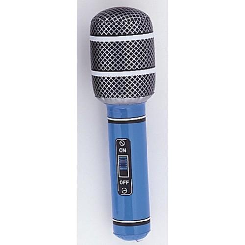 Napihljiv mini mikrofon-zelen