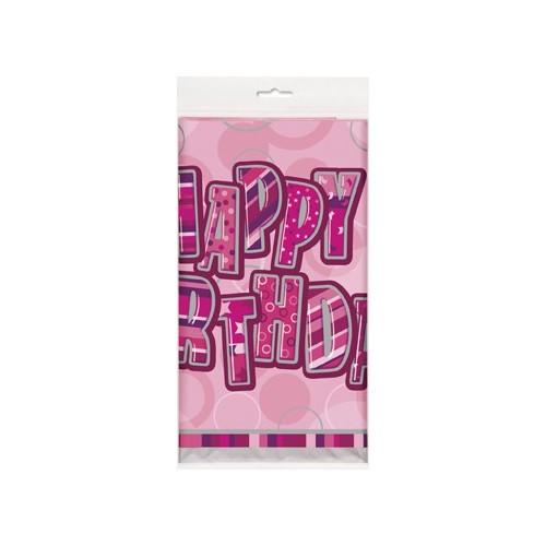 Bleščeča zabava-pink kozarčki