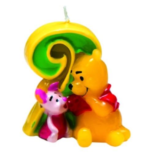 Svečka Winnie the Pooh 2