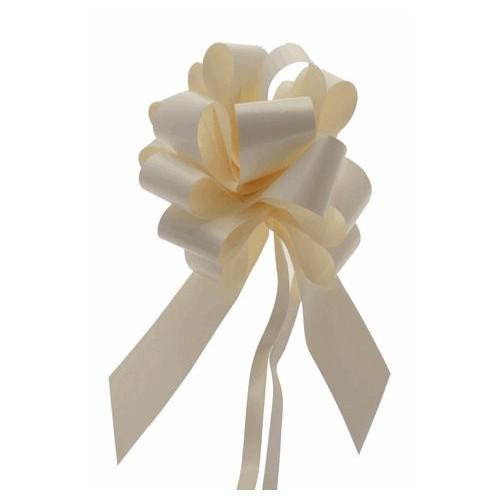 Pull bow ivory 3cm