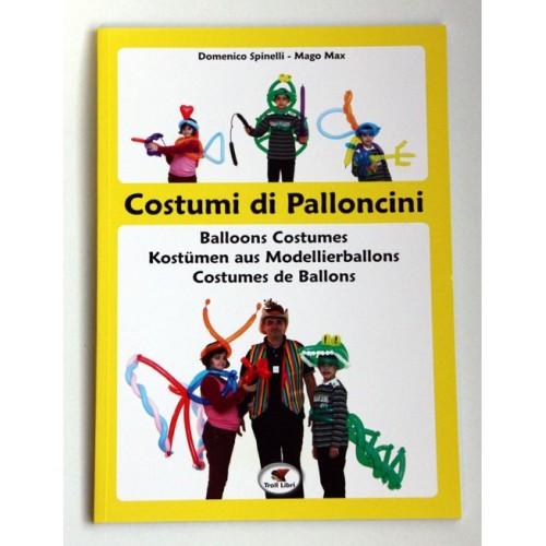 Knjiga - Palloncini Costumi