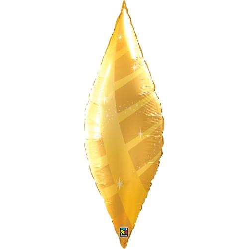 Zlat okrasek (folija)