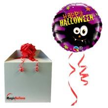 Halloween polka dot