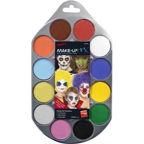Paleta boja - Make up