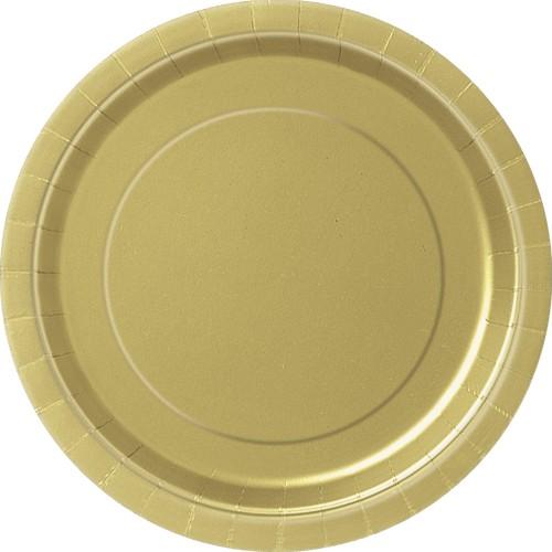 Zlata zabava-Krožnik 18 cm