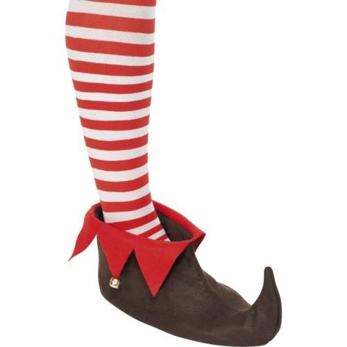 Škratkovi rjavi čevlji