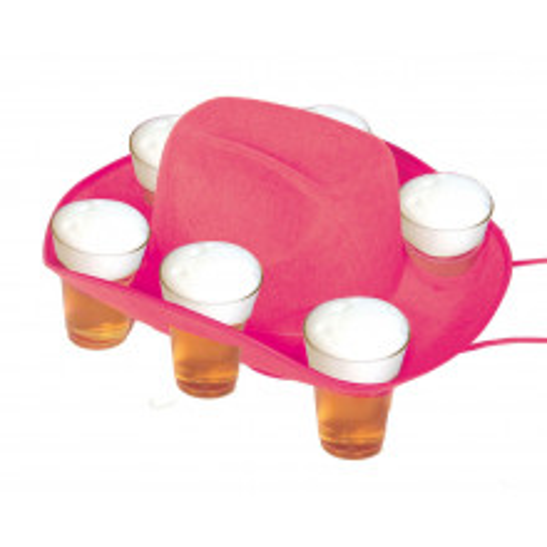 Pivski roza šešir