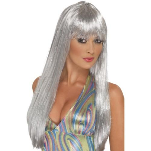 Vijolična čarovnica lasulja