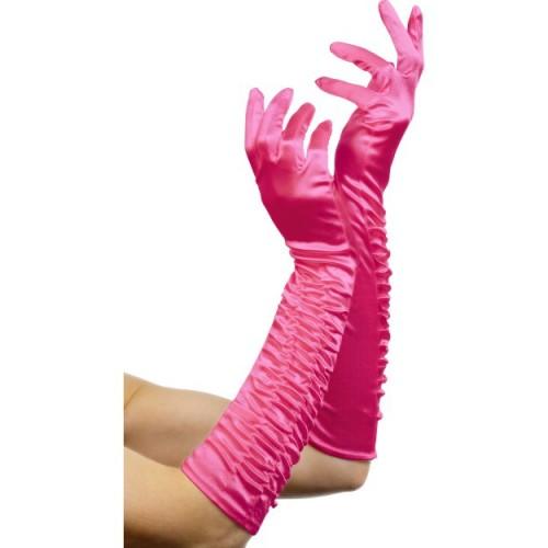 Rokavice vijolične