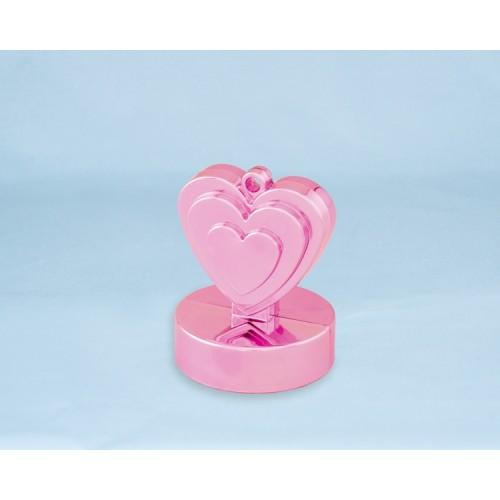 Heart Weight - srce utež P. Pink