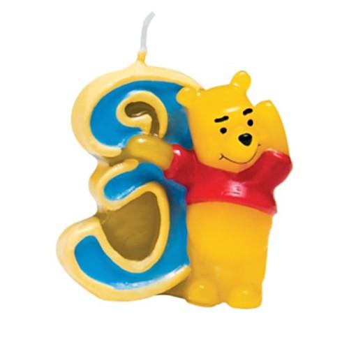 Svečka Winnie the Pooh 3